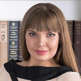 Oksana Riabichko